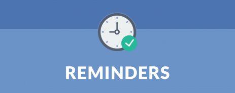 Create Reminders in Odoo
