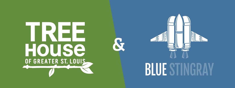 TREE House & Blue Stingray