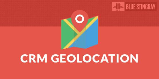 Custom Odoo App CRM Geolocation